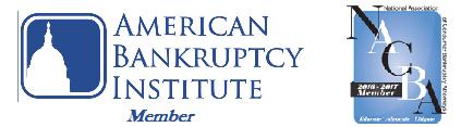 bankruptcy member logos